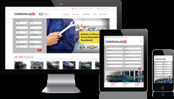 mercanlar-otomotiv-izmir-web-tasarim